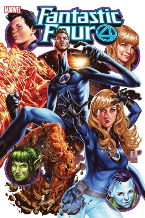 What Marvel Comics You Should Read This October, Dan Slott, Nick Spencer, Taboo, Werewolf by Night, Fantastic Four, Spider-Man