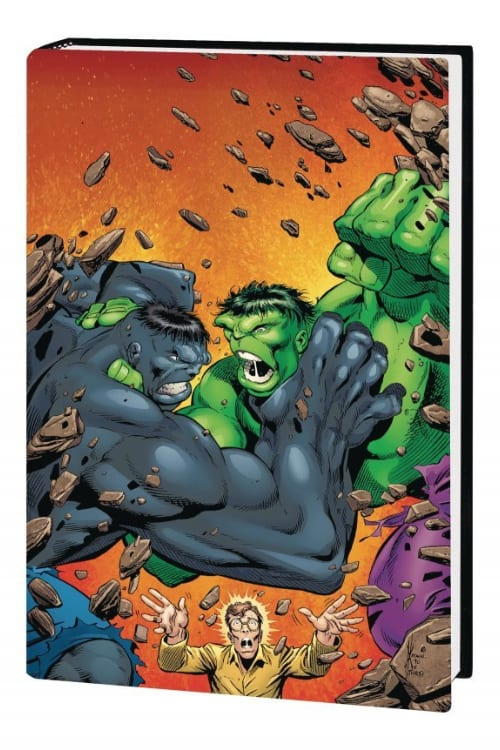 Marvel Comics Graphic Novels You Should Read October 2020, Incredible Hulk, Peter David, Hellstrom, Hulu, Jason Aaron, Star Wars, Obi-Wan Kenobi