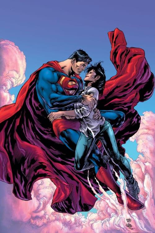 Bendis, Action Comics 1028, Superman 28, DC Comics, Clark Kent, Lois Lane, Superboy, Supergirl, comic books, comic book resources, comic book news