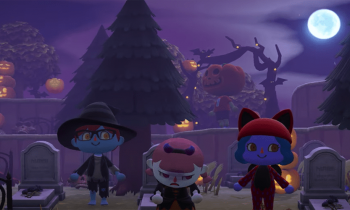 Animal Crossing Halloween Update Incoming