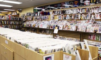 Toys And Hobbies From Rainbow III And The Importance Of Comic Book Shops