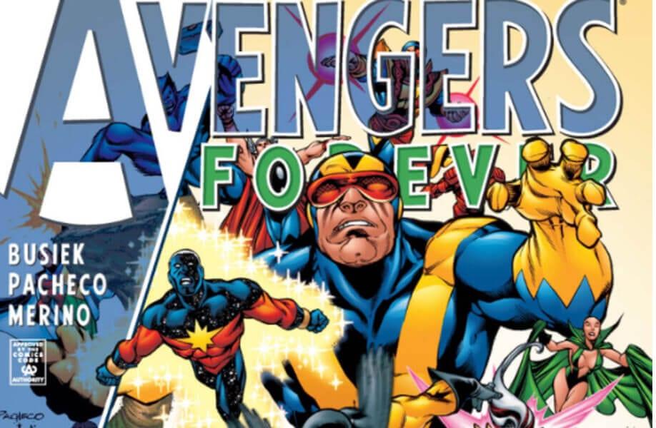 Avengers Forever (Avengers Forever #1-12)