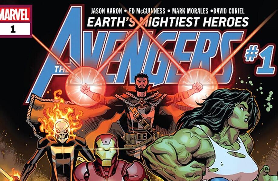 Civil War (The Avengers Vol. 1 #270-277)