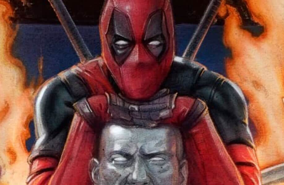Weasel: Deadpool's best friend, but both of them have a complicated relationship