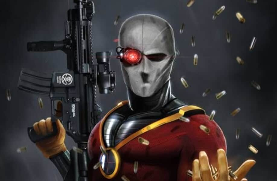 Deadshot: He is an assassin that has an almost perfect record...
