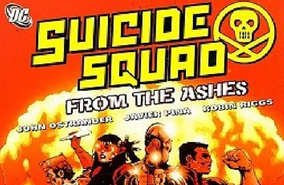 Suicide Squad- From The Ashes