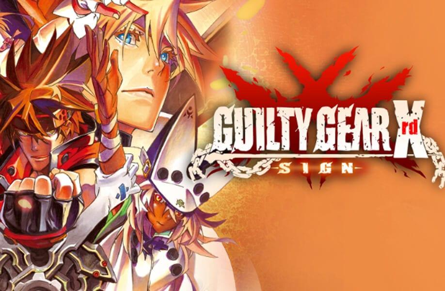 Guilty Gear Xrd –Sign
