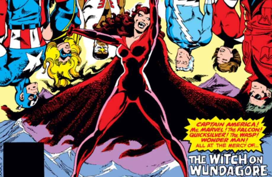 Nights of Wundagore (The Avengers Vol. 1 #181-187)