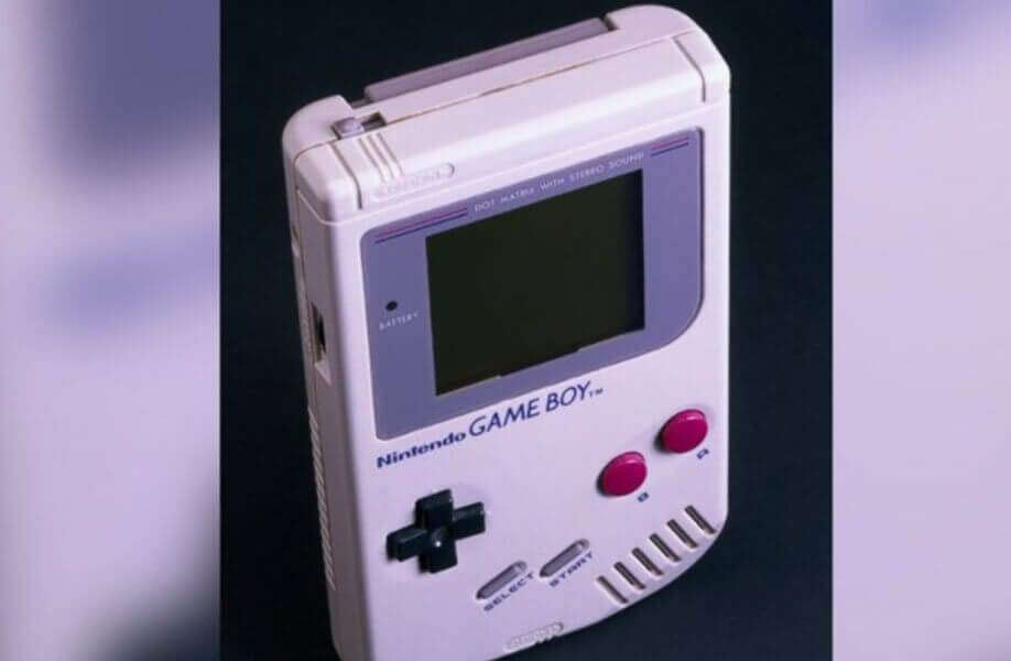 Nintendo Gameboy, 1989