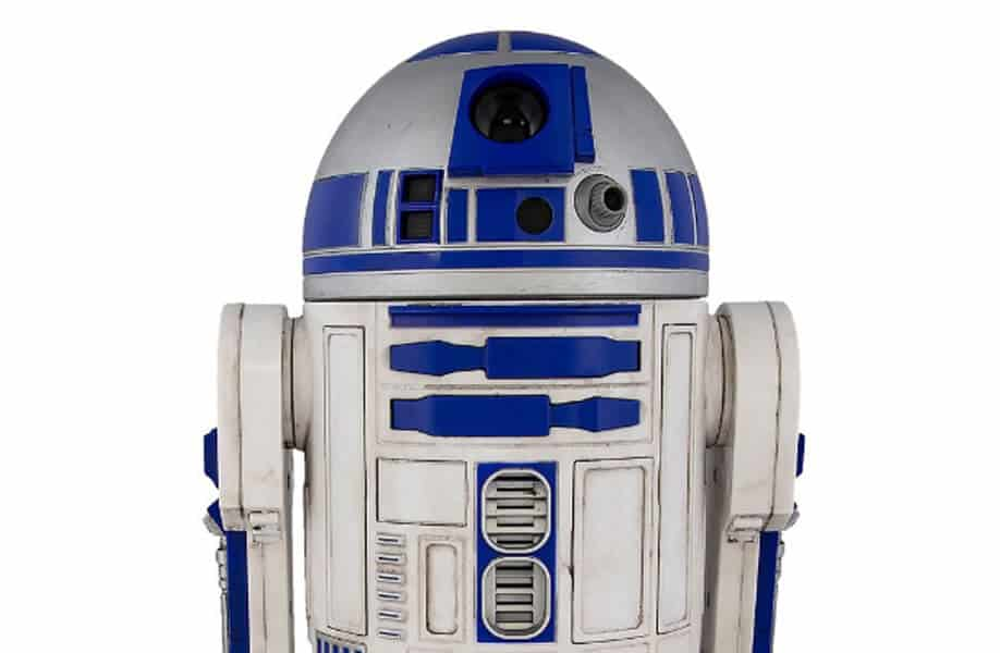 R2-D2: An astromech droid and C-3PO's best friend