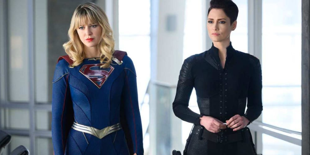 Supergirl canceled sisters.