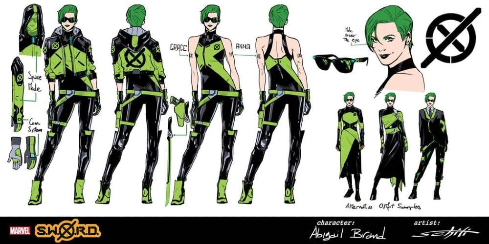 Empyre, Abigail Brand, Manifold, Magneto, Fabian Cortez, Beast, X-Men, X of Swords, Cable, Frenzy, Kid-Wiz, Dawn of X, Krakoa, Kree, Skrull, Emperor Hulkling