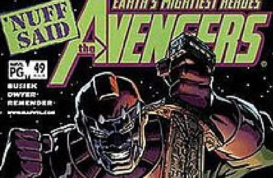 The Kang Dynasty (The Avengers Vol. 3 #41-55)