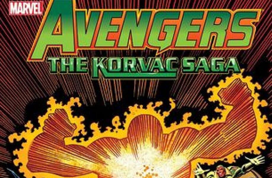 The Korvac Saga (The Avengers Vol. 1 #167-168; 170-177)