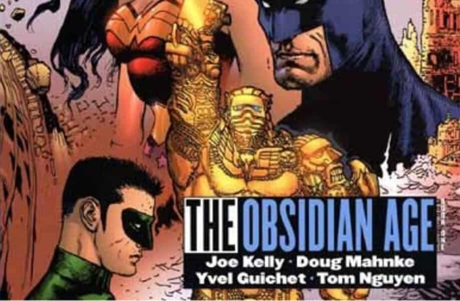 The Obsidian Age, Books 1 and 2
