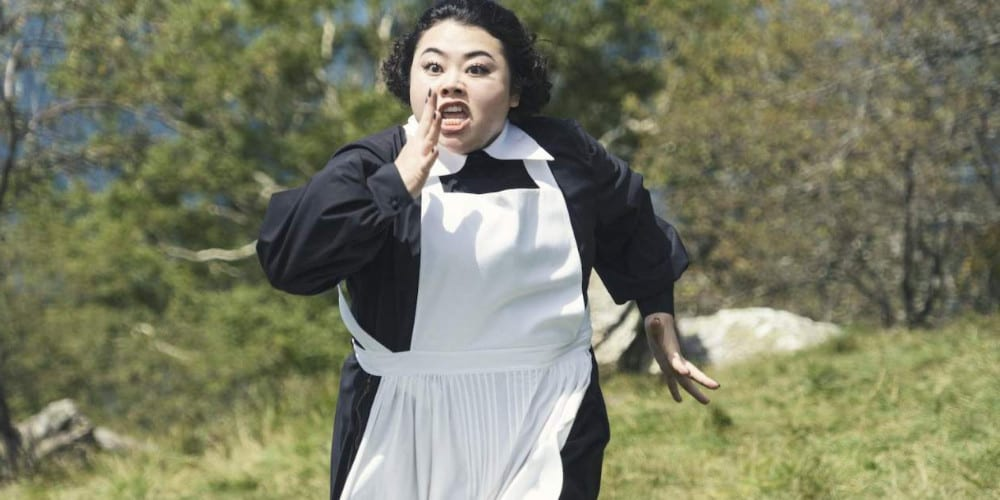 The Promised Neverland live-action movie trailer mom.