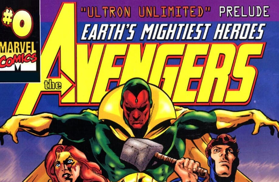 Ultron Unlimited (The Avengers Vol. 3 #19-22)