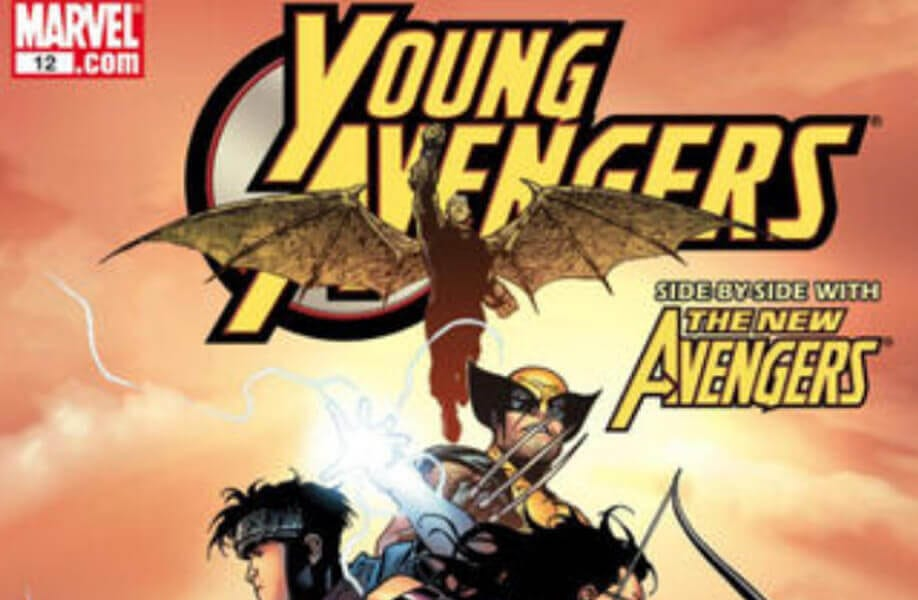 Young Avengers (Young Avengers #1-12)