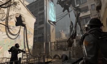Half-Life Alyx Bioshock Mod Takes Us Back to Rapture