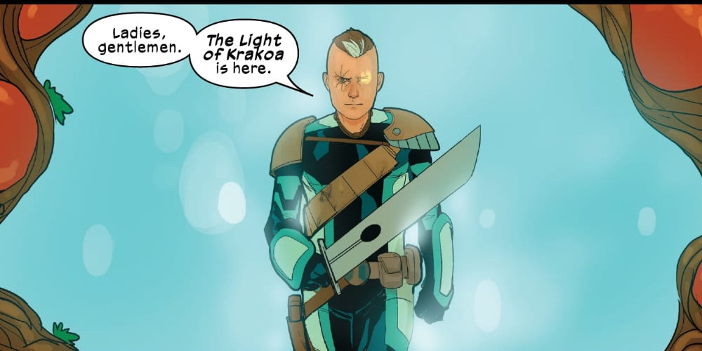Nathan Summers, Cyclops, Scott Summers, X-Men, SWORD, Vescora, Jean Grey Krakoa Arakko, Magik, Light of Galador