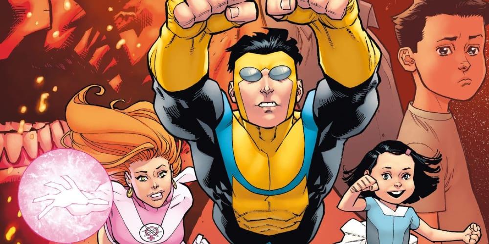 X-Men, Star Wars, Amazon Prime, The Boys, Invincible, High Republic, X of Swords