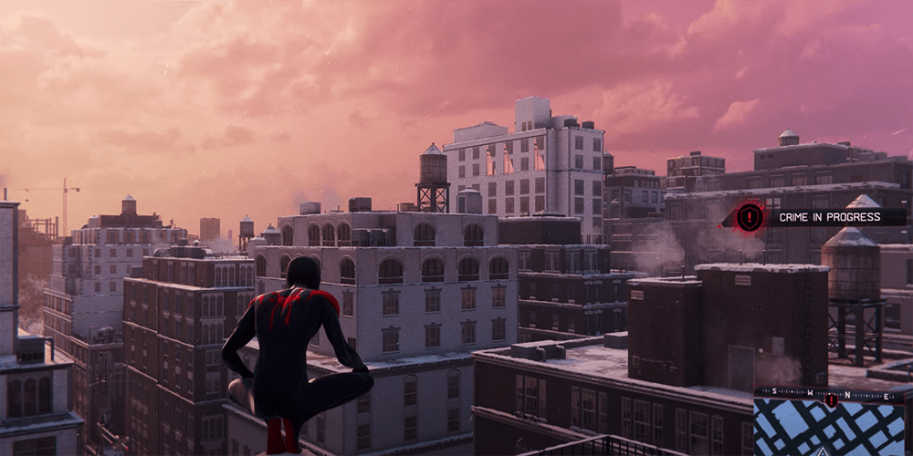 miles morales spider-verse suit