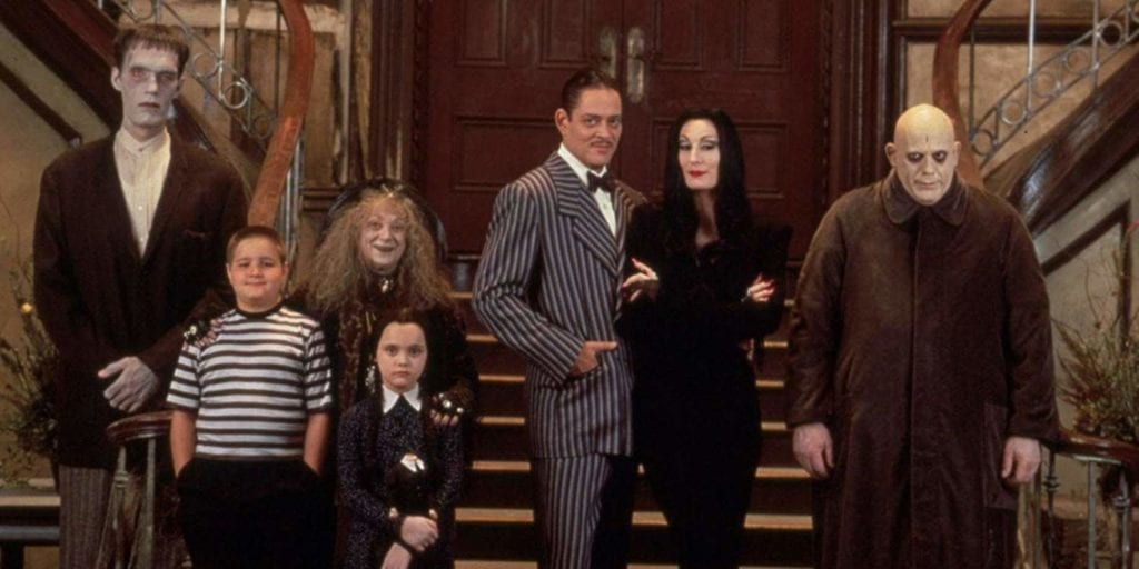 The Addams Family Wednesday Series Netflix