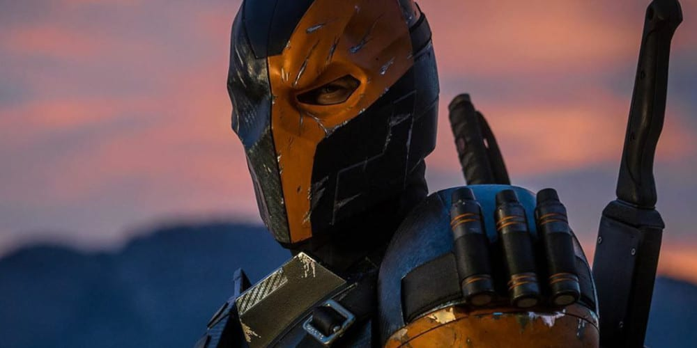 Things We Saw Today: Joe Manganiello's Deathstroke Returns for the Snyder Cut
