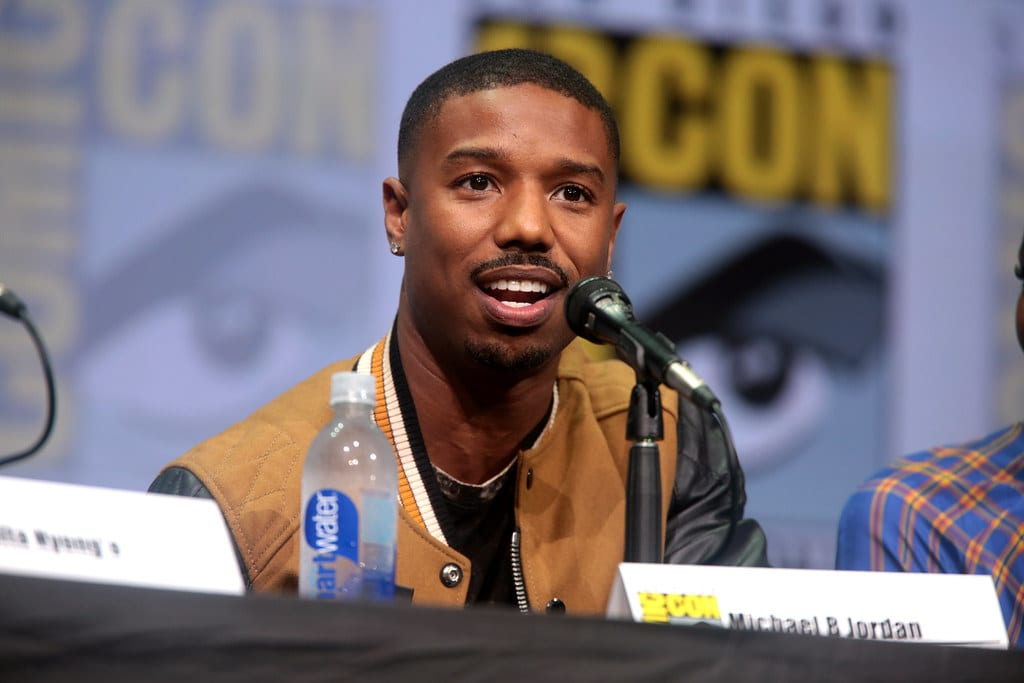 Michael B. Jordan Static Shock