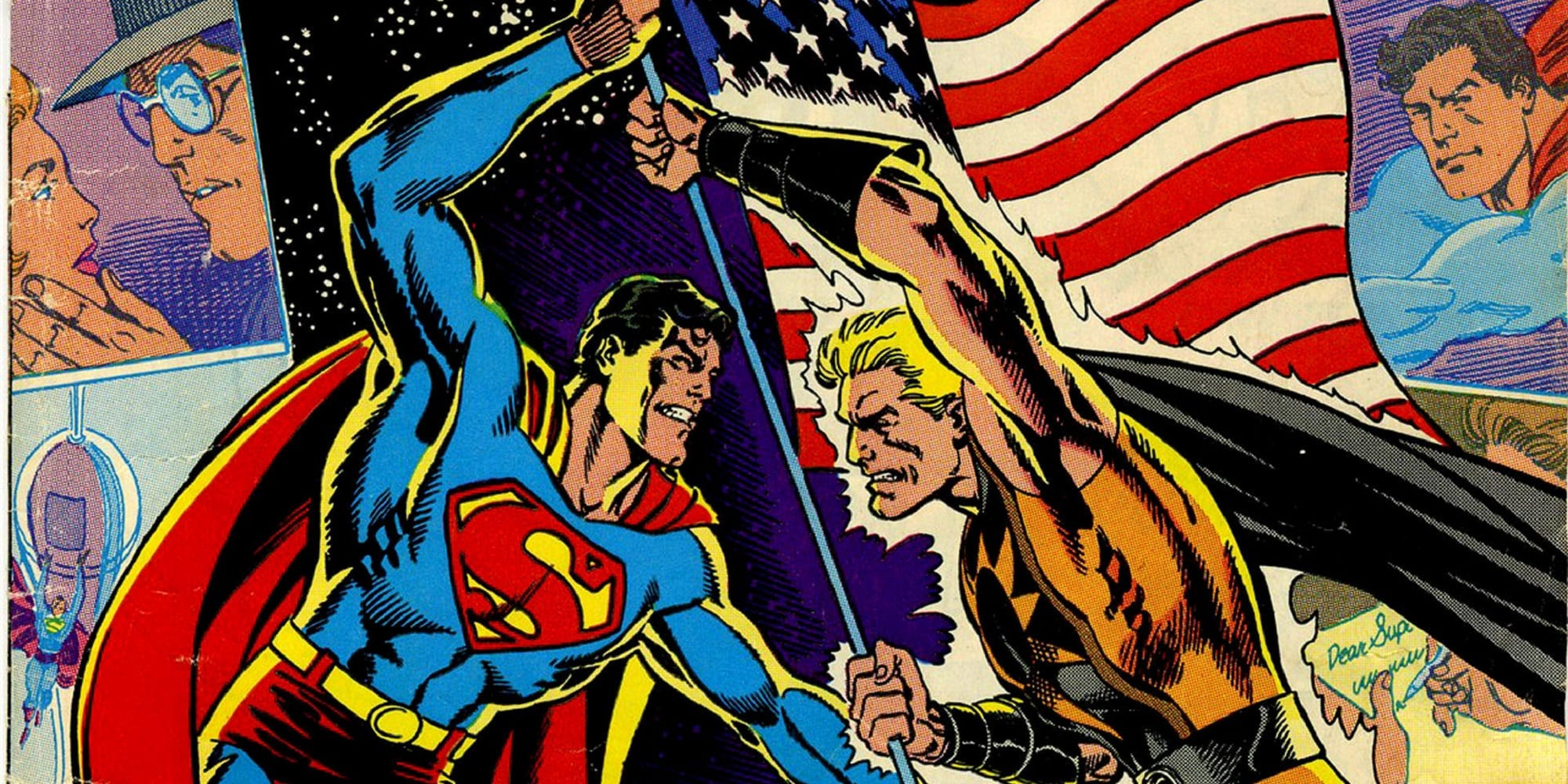 Superman IV Comic Special Vote