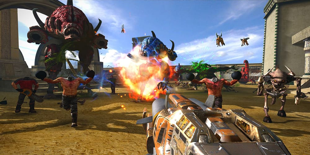 serious sam collection for switch