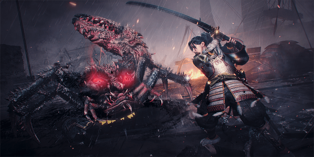 nioh collection for ps5
