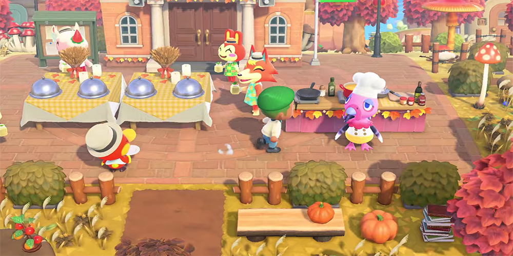 animal crossing winter update time travel