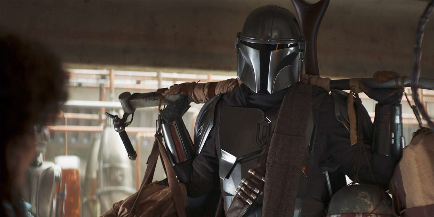 The Mandalorian Chapter 10 the Passsenger Mando Hobo