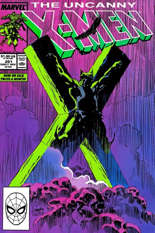 Wolverine, X-Men, Storm, Cable, Magik, Pogg-Ur-Pogg, Isca the Unbeaten, Apocalypse, Saturnyne, Dawn of X, Otherworld, White Sword, X-Force, Gerry Duggan, Benjamin Percy