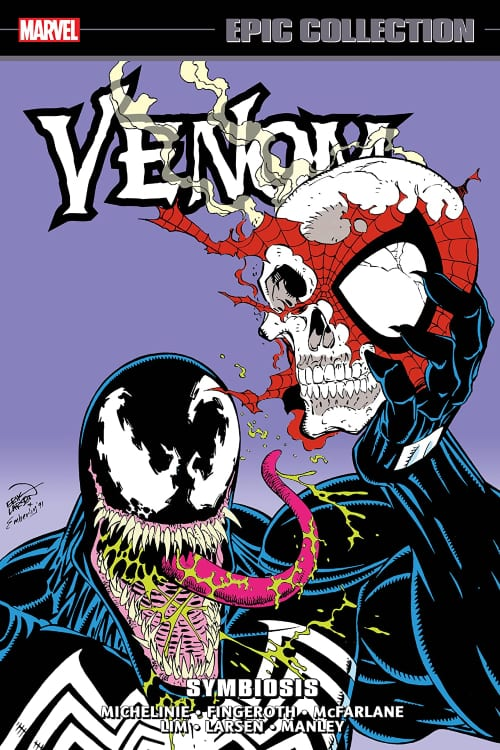 Marvel Comics Graphic Novels You Should Read This November, Venom, Marvel Epic Collection, Venom Symbiosis, Thor, Thor by Donny Cates, The Devourer King, Donny Cates, Charles Soule, Star Wars, Empire Strikes Back, Return of the Jedi, Galactus, Star Wars The Destiny Path
