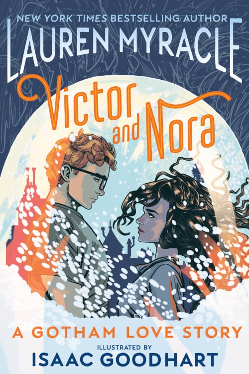 DC Comics Graphic Novels You Should Read This November, Victor and Norah: A Gotham Love Story, Mr. Freeze, Batman, Lois Lane: Enemy of the People, Superman, Greg Rucka, Hard Time: The Complete Series, Howard the Duck