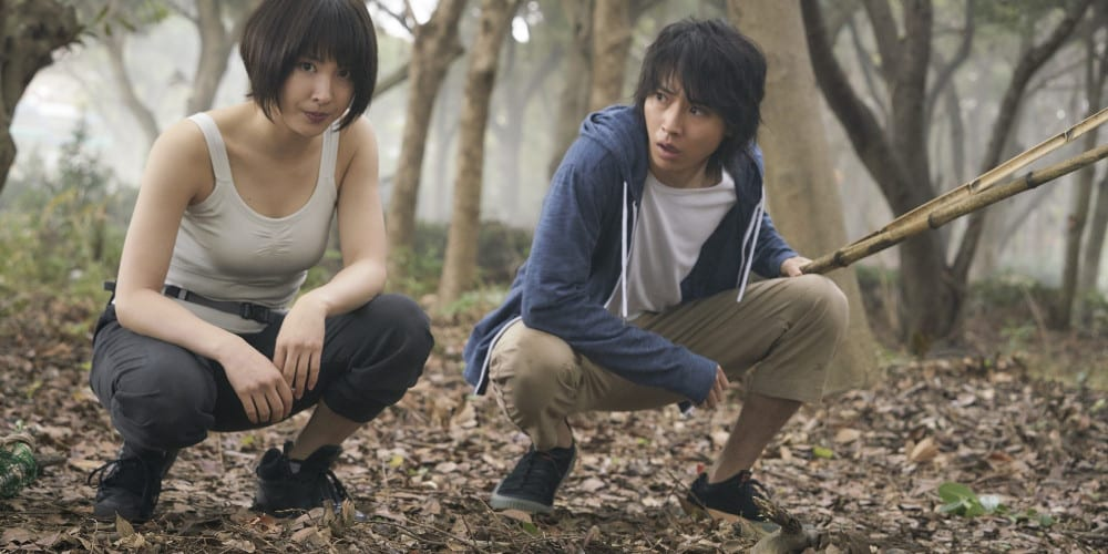 Alice in Borderland live-action trailer leads.