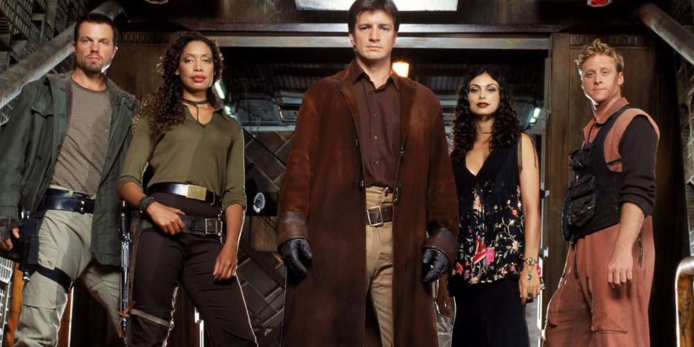 Joss Whedon leaves The Nevers Firefly.