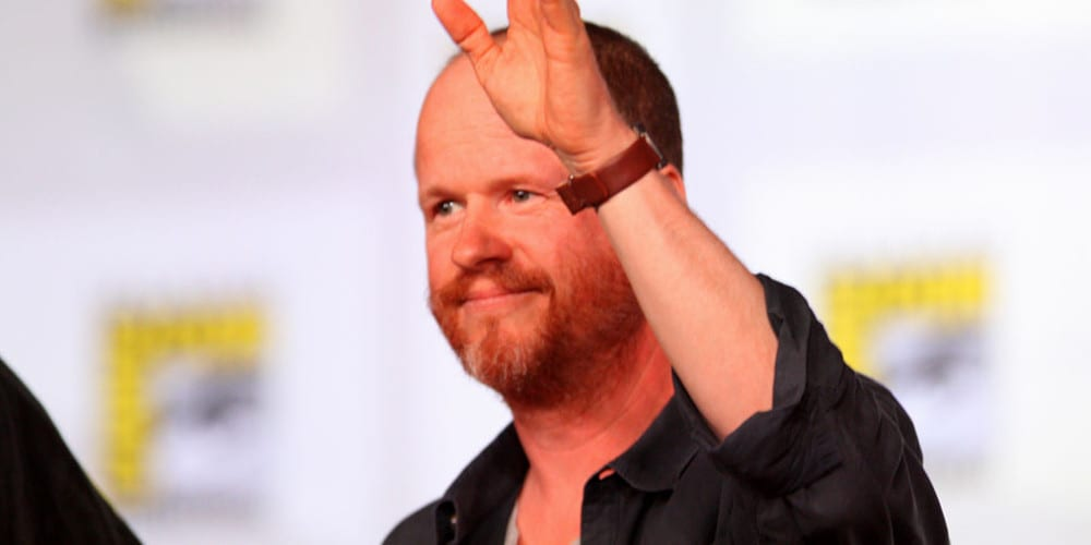Joss Whedon leaves The Nevers Whedon.