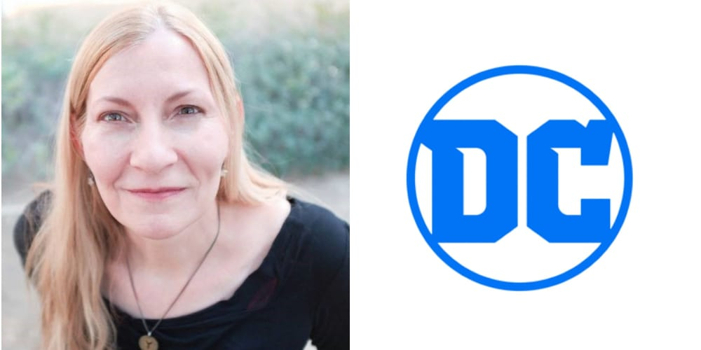 Marie Javins New Editor-in-Chief DC Comics, Dark Nights: Metal, Superman Smashes the Klan, AT&T, Bob Harras, Jeanette Kahn, Justice League, Harley Quinn: Breaking Glass