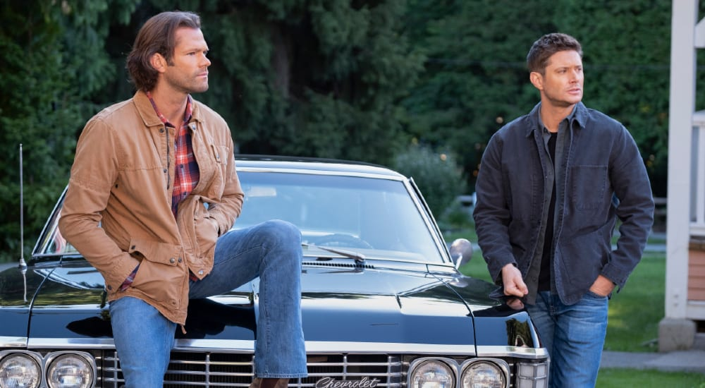 Supernatural Finale: Speaking of Weary Heads - Comic YearsSupernatural Finale