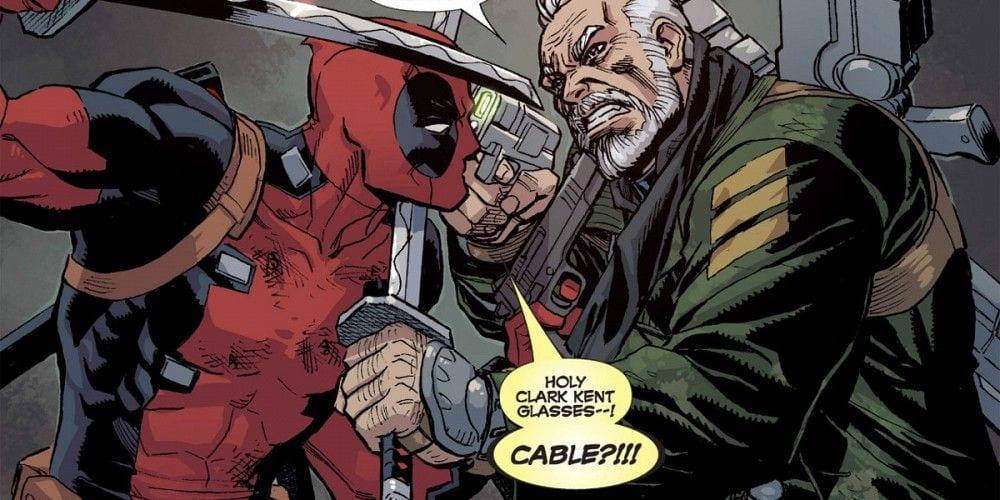 Rob Liefield Deadpool