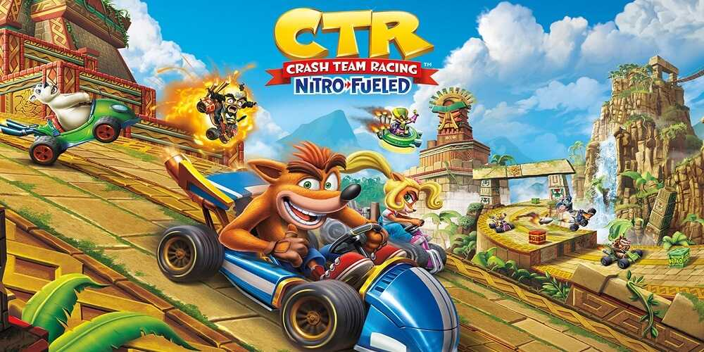 crash team racing trial
