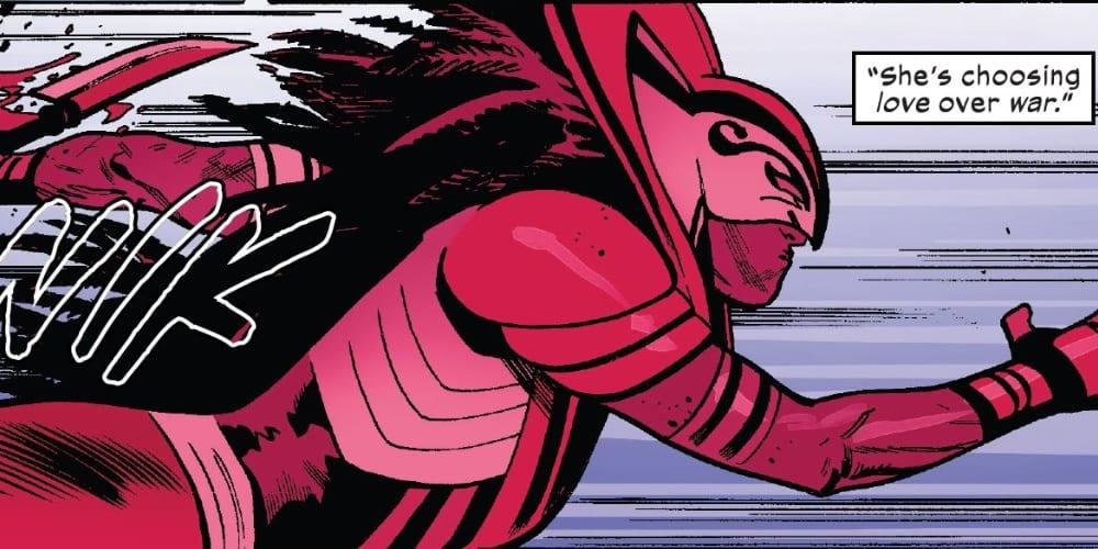 X-Men, X-Force, Tini Howard, Jonathan Hickman, Jubilee, Saturnyne, Apocalypse, Captain Britain, Captain Avalon, Wolverine, Storm, Pogg-Ur-Pogg, Cypher, Gorgon, Magik, Cable, Cyclops, Krakoa, Arakko, Bei the Blood Moon