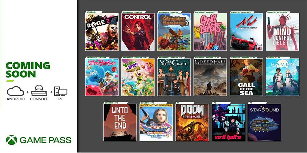 december xbox game pass additions
