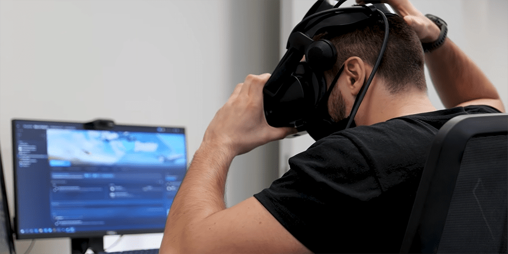 An update for Microsoft Flight Simulator VR is now available