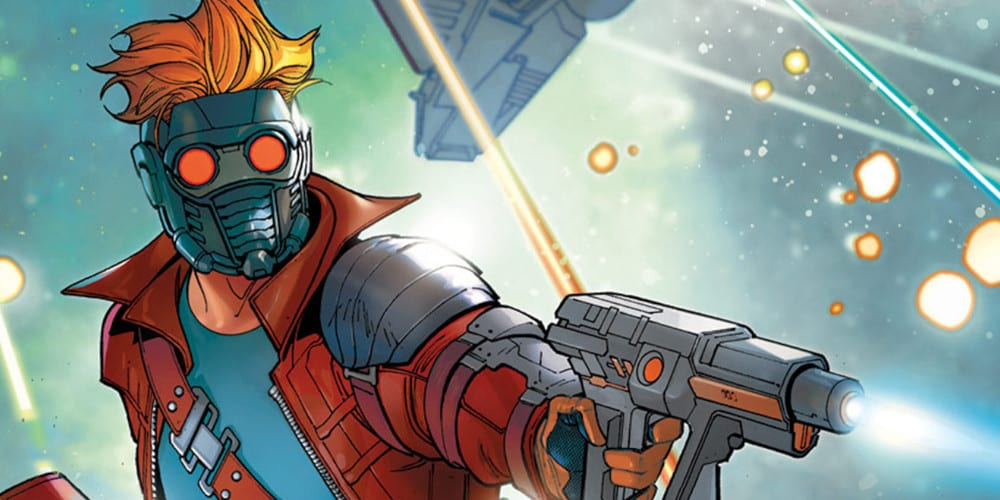 Marvel Comics' Star-Lord Is Bisexual Comics.