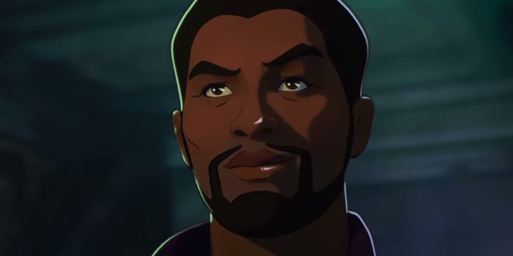 Marvel Studios What If trailer T'Challa.