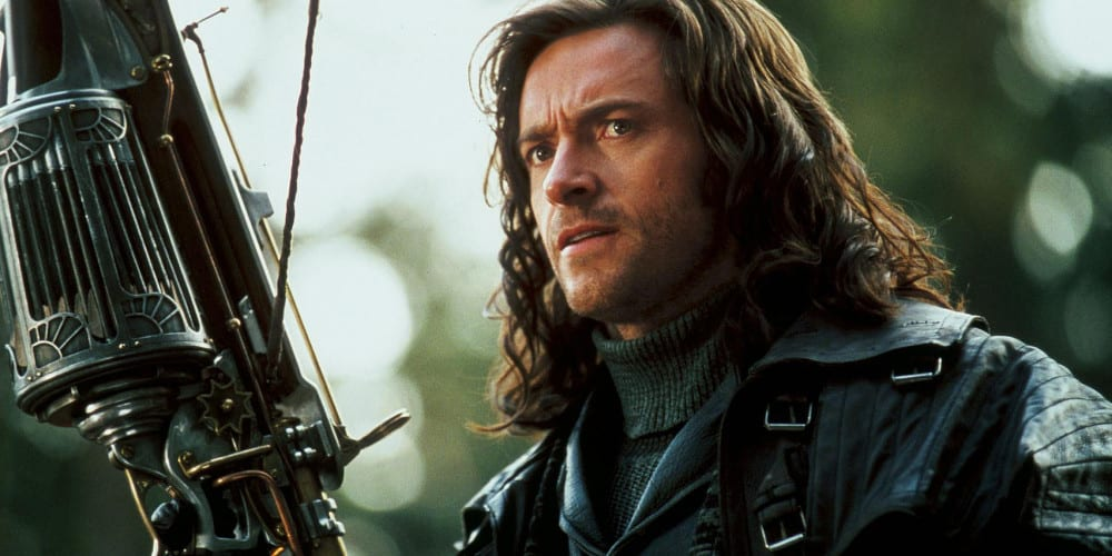 new Van Helsing movie Hugh Jackman